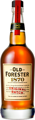 Old Forester - 1870 Craft Bourbon (750ml)