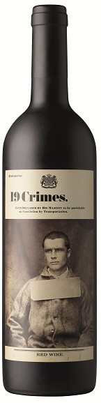 19 Crimes - Red (750ml)