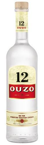 #12 - Ouzo (750ml)