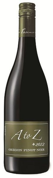 A to Z Wineworks - Pinot Noir Oregon (750ml)