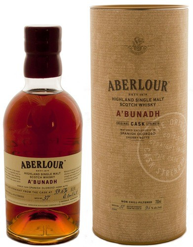 Aberlour - A'Bunadh Single Malt Scotch (750ml)