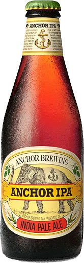 Anchor Brewing - IPA 12oz - 24 Pack