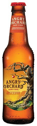 Angry Orchard - Apple Ginger 12oz - 12 Bottles