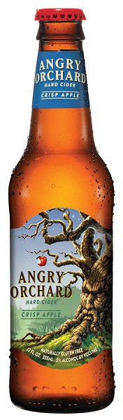 Angry Orchard - Green Apple 12oz - 6 Pack