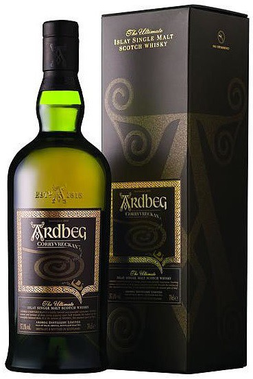 Ardbeg - Corryvreckan Single Malt Scotch Whisky (750ml)