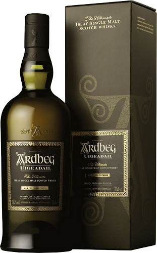 Ardbeg - Uigeadail Single Malt Scotch Whisky Islay (750ml)