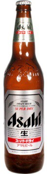 Asahi Super Dry Beer 12oz - 6 Pack