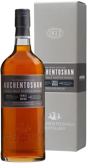Auchentoshan - 3 Wood (750ml)