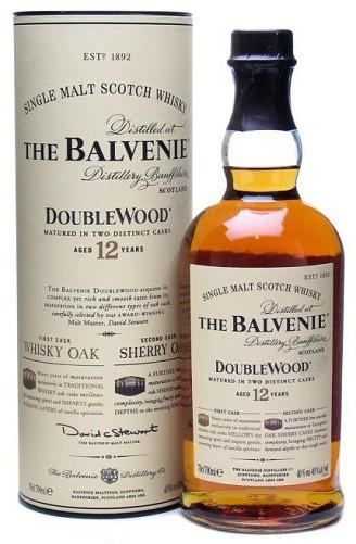 Balvenie - 12 Year Doublewood (750ml)