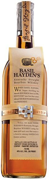 Basil Hayden - Bourbon 8 Year (750ml)