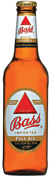 Bass Pale Ale 12oz - 12 Bottles