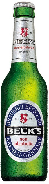 Becks Non Alcoholic Beer 12oz - 12 Bottles