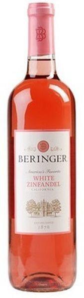 Beringer - White Zinfandel California (1.5L)
