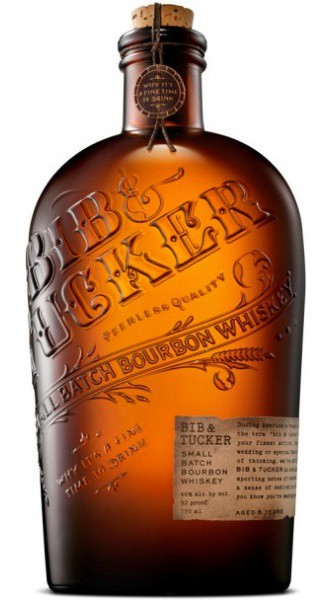 Bib & Tucker - Small Batch Bourbon (750ml)