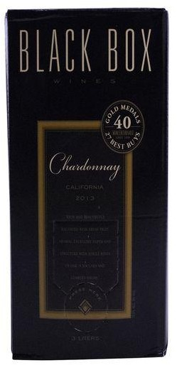 Black Box - Chardonnay Monterey (3L)
