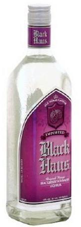 Black Haus - Blackberry Schnapps (750ml)