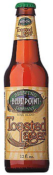 Blue Point - Toasted Lager American Style Amber Lager - 12 Bottles