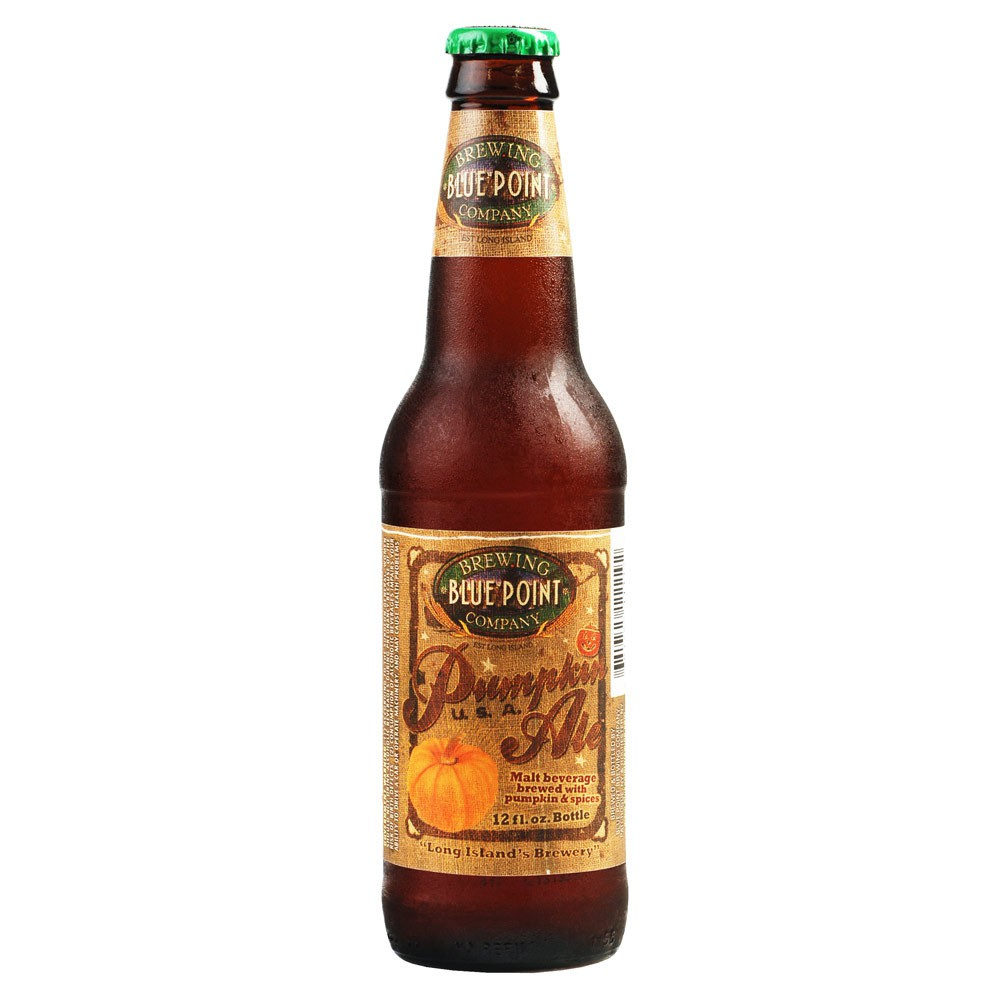 Bluepoint - Pumpkin Ale 24 Bottles