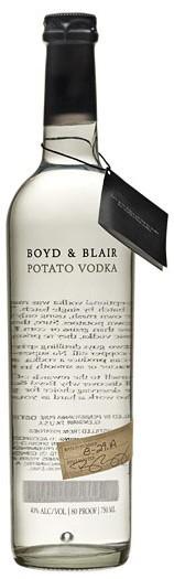 Boyd & Blair - Potato Vodka (750ml)
