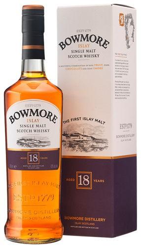 Bowmore - 18 Yr (750ml)