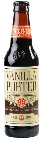 Breckenridge - Vanilla Porter 12oz - 12 Bottles