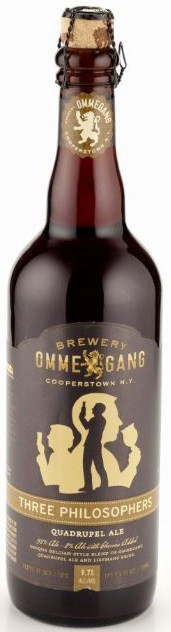 Brewery Ommegang - Three Philosophers Quadrupel Ale 750ml