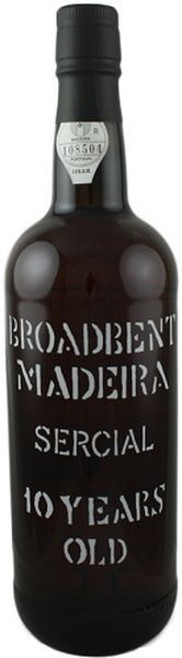Broadbent - Madeira 10 Yr Sercial (750ml)