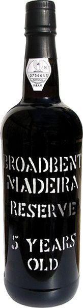 Broadbent - Madeira 5 year old Reserve (750ml)