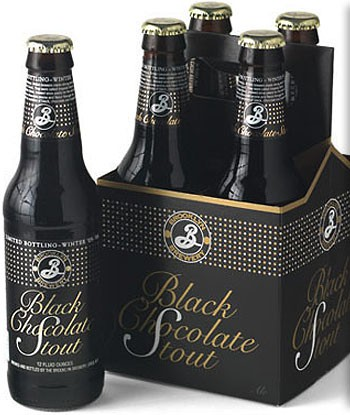 Brooklyn Lager Black Chocolate Stout 12oz - 4 Pack
