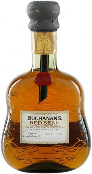 Buchanan's - Red Seal (750ml)