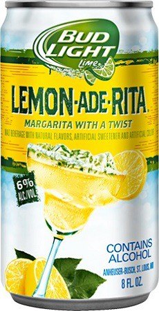 Bud Light Lemon-Ade-Rita 24oz Can