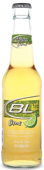 Bud Light Lime Bottles 12oz - 12 Bottles