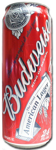 Budweiser 24oz - 6 Pack