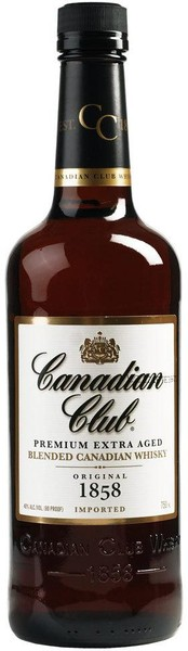 Canadian Club - Blended Canadian Whiskey (1.75L)