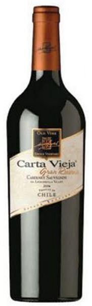 Carta Vieja - Sauvignon Blanc Maule Valley (750ml)