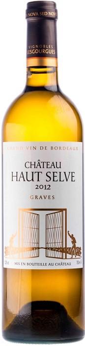 Château Haut Selve - Graves White (750ml)