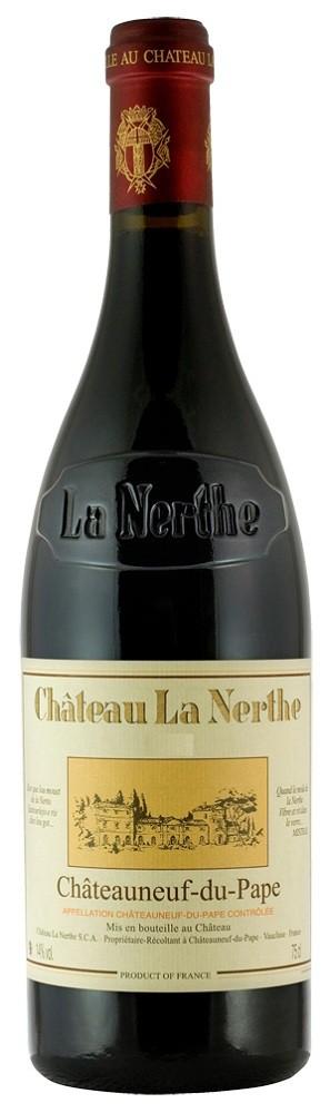 Château La Nerthe - Châteauneuf-du-Pape Blanc (750ml)