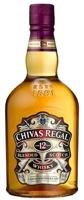 Chivas Regal - 12 year Scotch Whisky (1.75L)