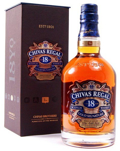 Chivas Regal 18 Year (750ml)
