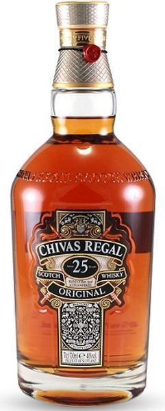 Chivas Regal - 25 Yr (750ml)
