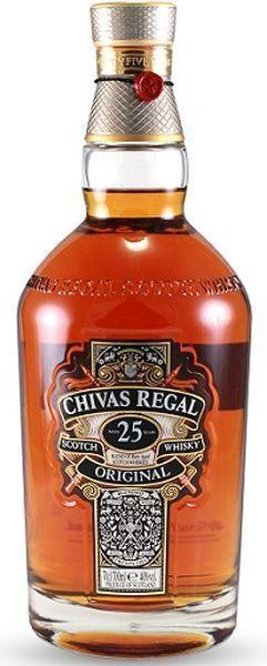 Chivas Regal - 25 Yr (750ml)