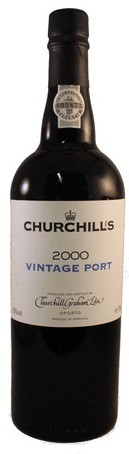 Churchill's - 2000 Vintage Port (750ml)