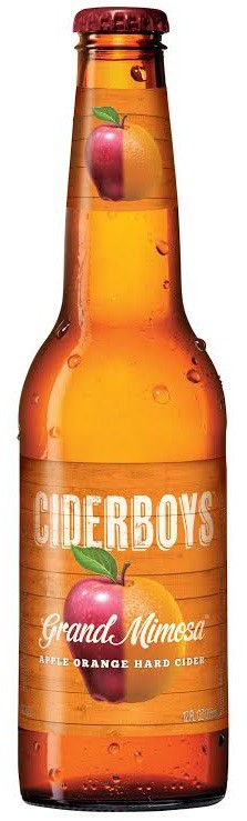 Cider Boys Grand Mimosa 12oz - 12 Bottles