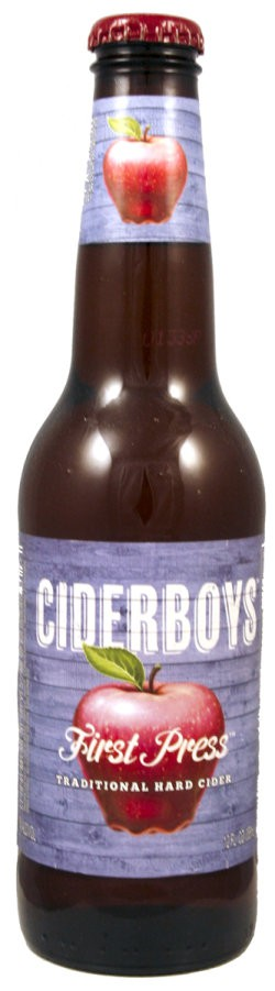 Cider Boys - First Press 12oz - 12 Bottles
