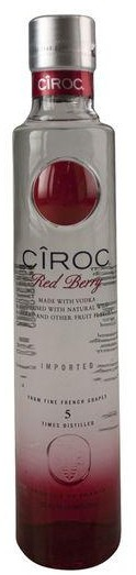 Ciroc - Red Berry Vodka (1L)