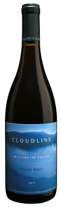 Cloudline - Pinot Noir Oregon (750ml)