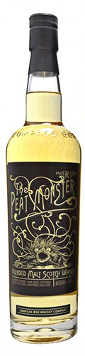 Compass Box - The Peat Monster Malt Scotch Whisky (750ml)