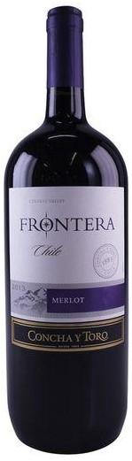 Concha Y Toro - Frontera Merlot (1.5L)