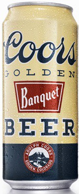 Coors Gold Banquet 24oz - 6 Pack Cans