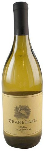 Crane Lake - Chardonnay California (750ml)